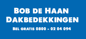 Dakdekker Heerhugowaard Bob de Haan